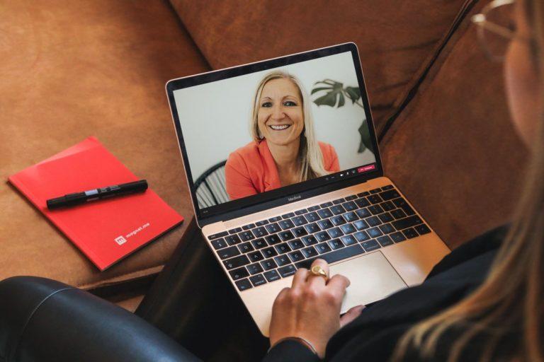 Wirksamkeit von Online Coaching - der virtuelle Beziehungsaufbau